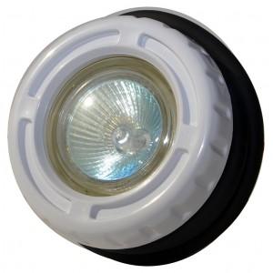Подводный светильник PA17883, 50Вт, ABS, бетон , кабель 2,5м.