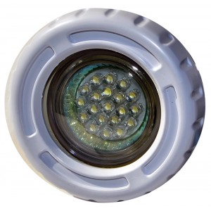 Подводный светильник PA01811, LED, ABS,1,5Вт белого св. для с/р бас. и СПА