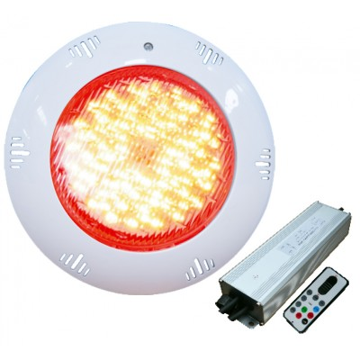 Подводный светильник LED RGB из ABS-пластика 12Вт 12В DC