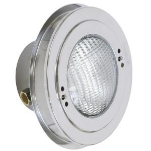 Светильник встраиваемый Pahlen п/бетон 300Вт/12В, нерж.сталь AISI-316, кабель 2,5м