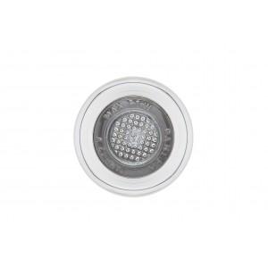 Светильник встраиваемый 50Вт/12В для гидромассаж.ванн, нерж.сталь AISI-316, кабель 2,5