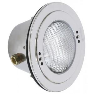 Светильник встраиваемый Pahlen п/плёнку 300Вт/12В, нерж.сталь AISI-316, кабель 2,5м