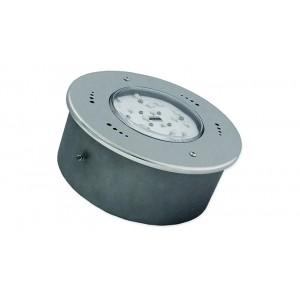 Светильник светодиодный встриваемый D250, 54Вт/12В, RGB свеч., нерж.сталь AISI-304, пленка