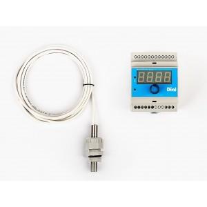 Панель управления фильтрацией и нагревом (Блок БАРРАКУДА-1+Датчик температуры ДТ-1)