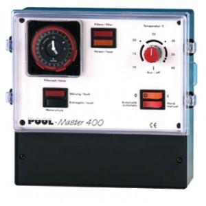 Панель управления фильтрацией и нагревом Pool-Master-400, 380 В, 3кВт, защита до 8 А