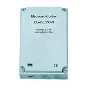 Блок управления аттракционами OSF EL-400/230-N, от пьезонопки(в компл не входит), 220/400В