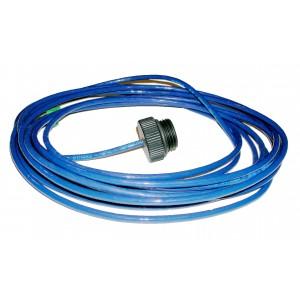 Датчик температуры  PT100 ПВХ с кабелем 5 м