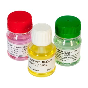 Калибровочный раствор pH 4, 55ml
