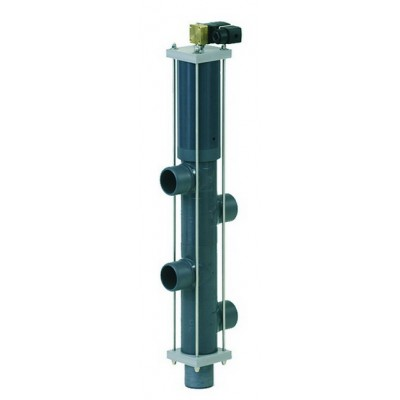Вентиль Besgo 5-ти поз. DN 50/Ø 63 мм, 140 мм, с электромагн. кл-ном 230 В