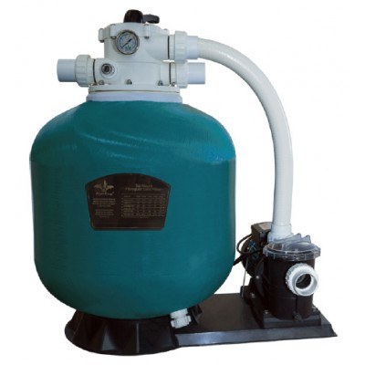Моноблок KB500, d.500мм, 11.5 м³/час (фильтр KP500 + насос STP100)