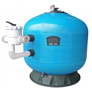 """Фильтр KS1100-2.5, шпул. навивки, d.1100мм, 38м³/час, бок. подкл. 2,5"""", без вентиля"""