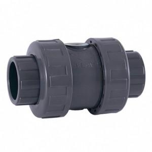 Обратный клапан ПВХ  Ø  20 1,6 Мпа