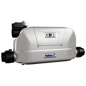 Теплообменник Pahlen Aqua MEX AM-FE 40 кВт из ПП армир. стеклов., спираль ASI-316, цирк.насос