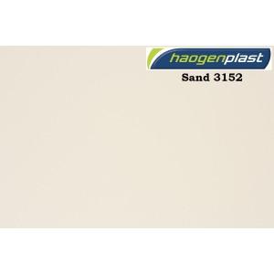 "Пленка ПВХ 1,65х25,00м ""Haogenplast"", Sand, песочный"