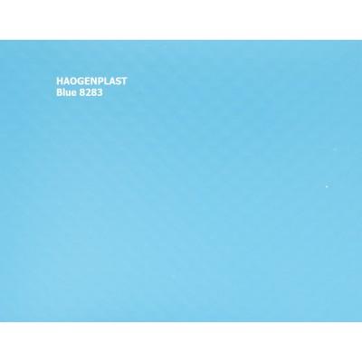 """Пленка ПВХ 1,65х25,00м """"Haogenplast"""", Blue, синий"""