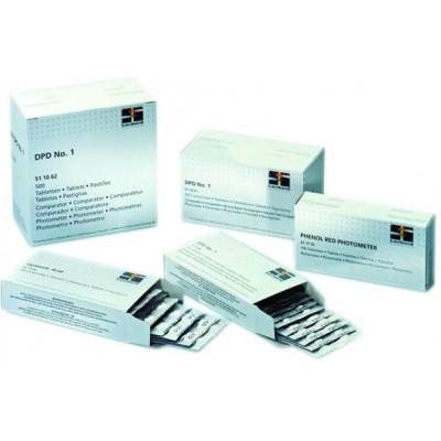 Таблетки для фотометров DPD4 - О2, 100 шт. Lovibond/511220BT