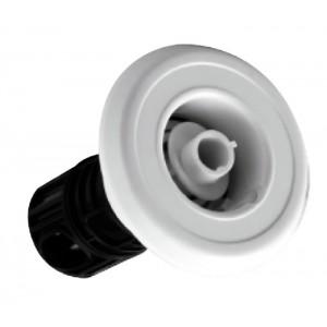 Форсунка гидромассажная вращающаяся из ABS, пластика, 10-12м³/час /0048/