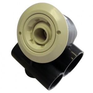 Форсунка гидромасажная нерегулируемая из ABS-пластика