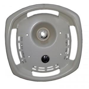 Лицевая панель квадратная  из ABS-пластика противотока универсальная