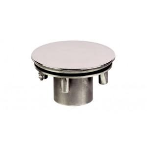 Заглушка к форсунке для подключения пылесоса нерж. ст. AISI-304
